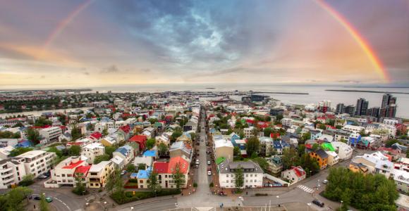 アイスランドクルーズの寄港地 港へのアクセス   フッティルーテン ...